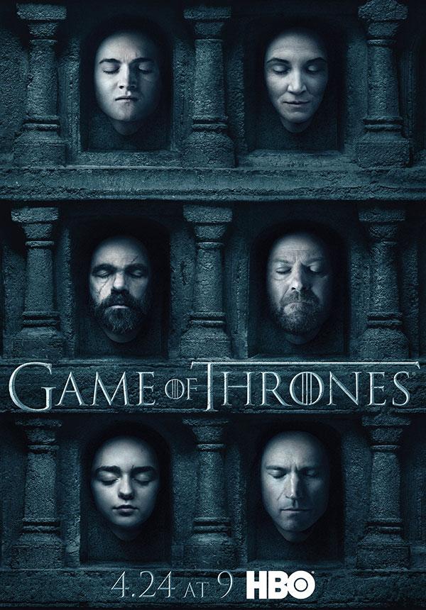 权力的游戏 冰与火之歌 第六季 Game of Thrones Season 6