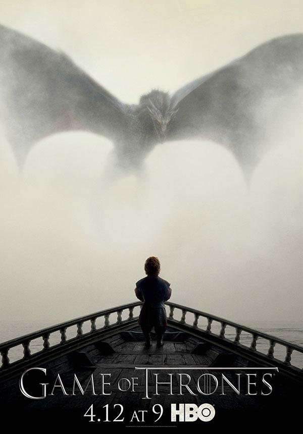 权力的游戏 冰与火之歌 第五季 Game of Thrones Season 5